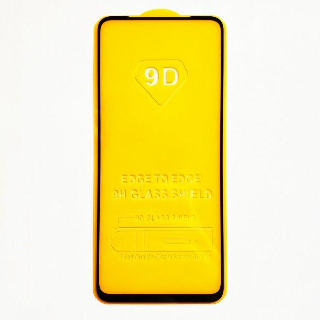 Защитное стекло 5D Premium для OPPO Reno4 lite Black - изображение 1