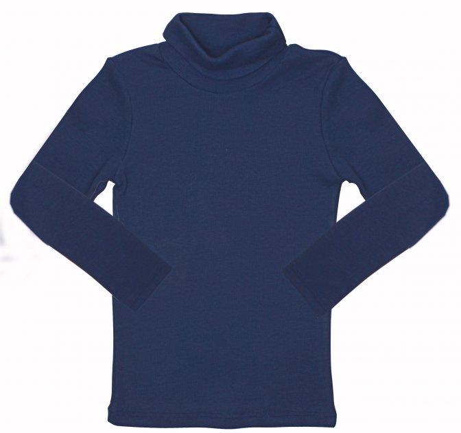 Гольф Валери-Текс 1531-99-033-007-1 128 см Синий - изображение 1