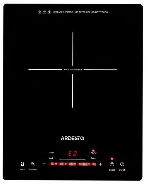 Настольная плита Ardesto ICS-B118 - изображение 1