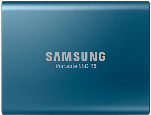 Samsung Portable SSD T5 500GB USB 3.1 Type-C V-NAND TLC (MU-PA500B/WW) External - зображення 1