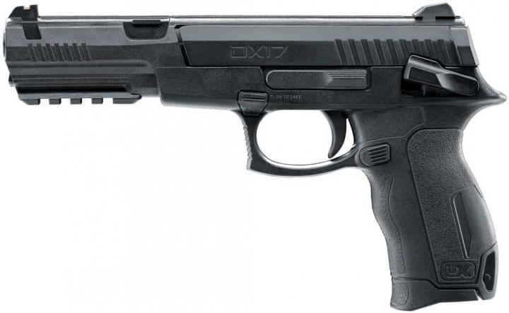 5.8187 Пневматический пистолет Umarex UX DX17 - зображення 1