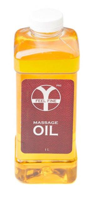 Масло для профессионального массажа Feel Fine без дозатора 1000 мл (FE_FI_003_1000) - изображение 1