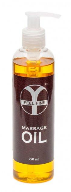 Масло для профессионального массажа Feel Fine с дозатором 250 мл (FE_FI_001_250) - изображение 1