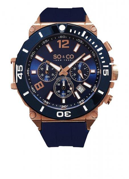 Чоловічі наручні годинники Stührling SO&CO (1703241) - зображення 1