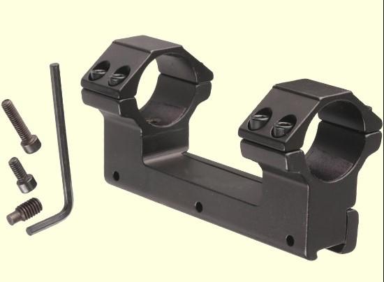 Кріплення-моноблок Beeman FTMA085, 30 мм, Weaver, висока, L-100 мм (1429.05.87) - зображення 1