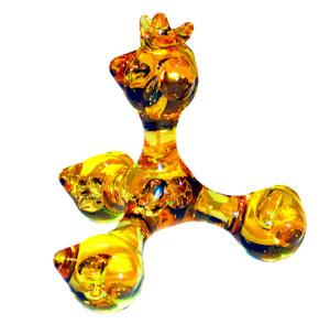 Массажер пластмассовый Ляпко Фараон - изображение 1