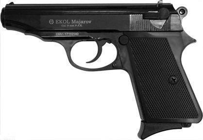 Сигнальний пістолет Ekol Majarov Black - зображення 1