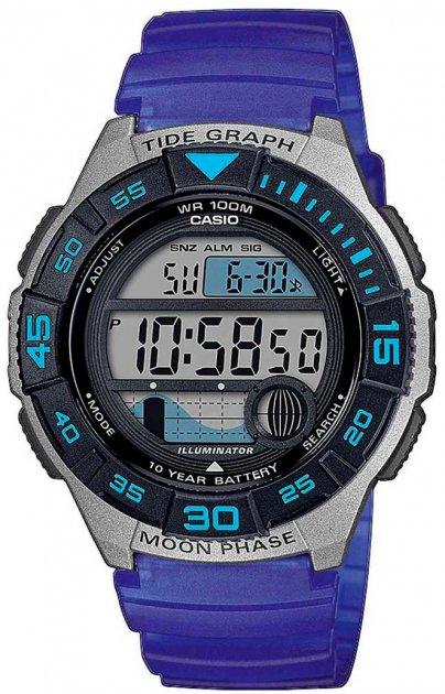 Чоловічий годинник CASIO WS-1100H-2AVEF - зображення 1
