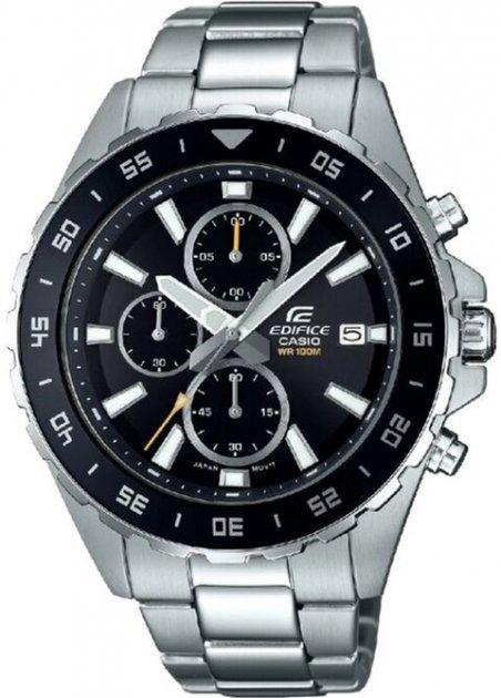 Чоловічий годинник CASIO EDIFICE EFR-568D-1AVUEF - зображення 1