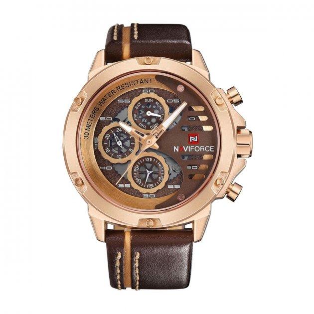 Чоловічі годинники Naviforce Libre RGCEBN-NF9110 (9110RGCEBN) - зображення 1