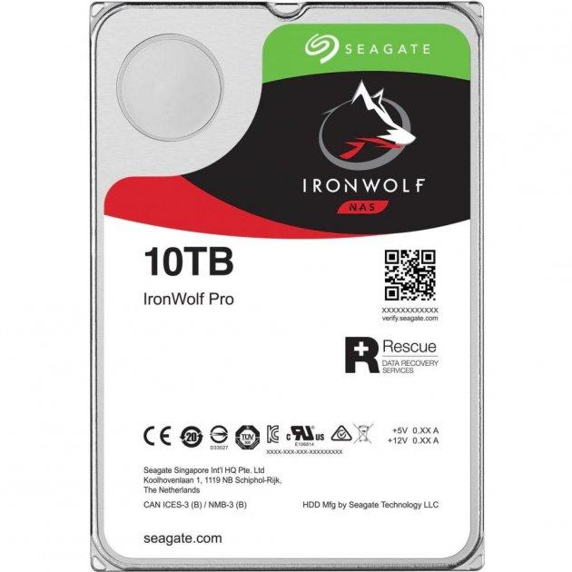 """Жорсткий диск 3.5"""" 10TB Seagate (ST10000NE0008) - зображення 1"""