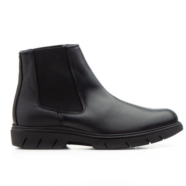 Мужские ботинки челси черные Keelan 42 (1119_42) - изображение 1