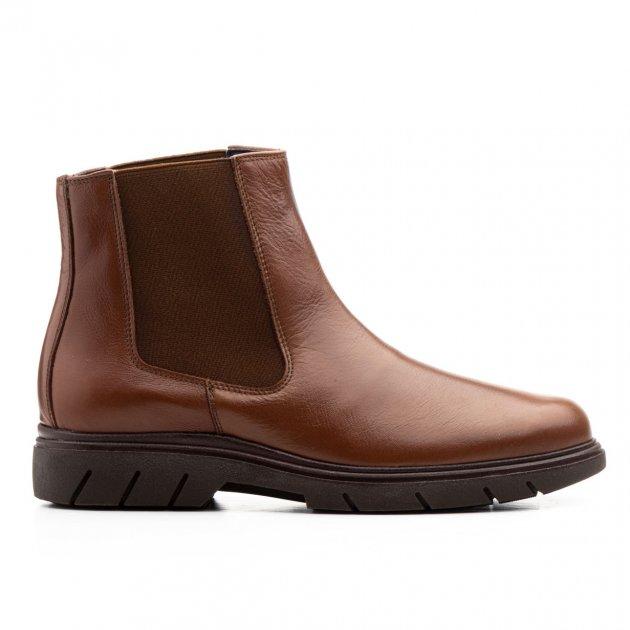 Чоловічі черевики челсі коричневі Keelan 43 (1030_43) - зображення 1