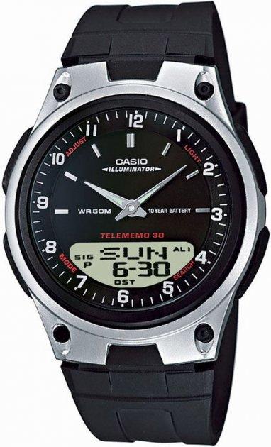 Годинник CASIO AW-80-1AVEF - зображення 1