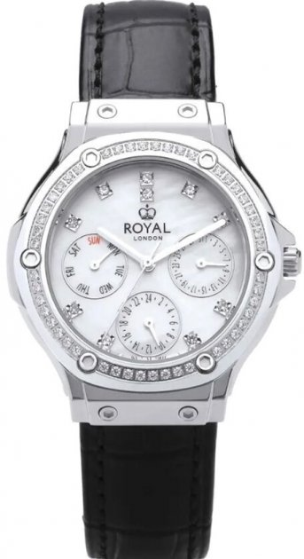 Жіночий годинник ROYAL LONDON 21431-01 - зображення 1