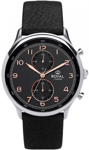 Мужские часы ROYAL LONDON 41385-01 - изображение 1