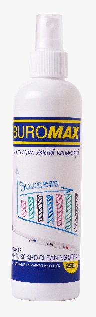 Средство для чистки маркерных досок Buromax 250 мл (BM.0817)
