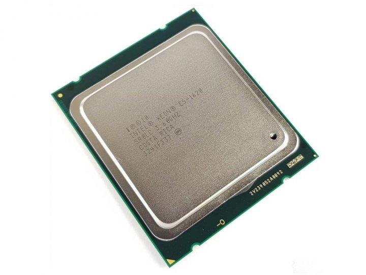 Процесор Intel Xeon E5 - 1620 3,6 ГГц 4 ядра 10 Мб LGA 2011 (1005-880-00) - зображення 1