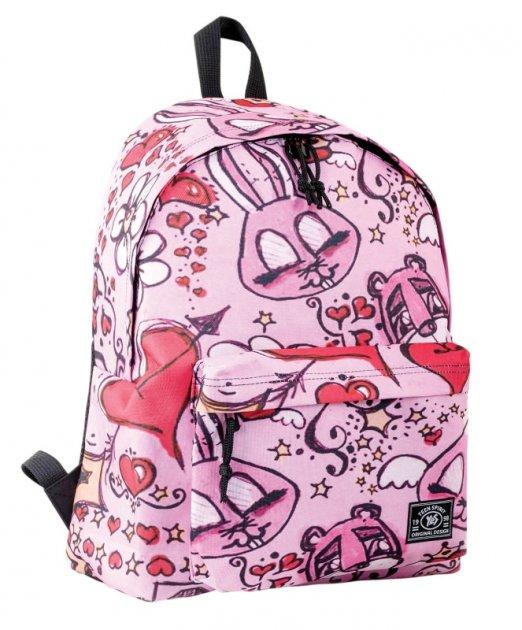 Рюкзак подростковый YES ST-15 Crazy 04, 31x41x14 (553962) - изображение 1