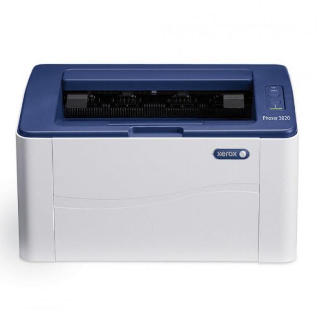 Лазерный принтер Xerox Phaser 3020BI Wi-Fi (3020V_BI) - изображение 1