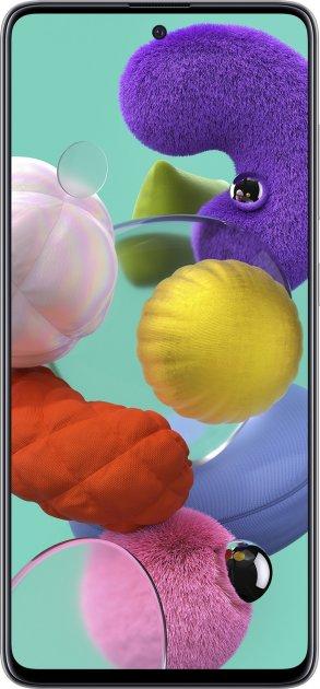 Мобильный телефон Samsung Galaxy A51 6/128GB White (SM-A515FZWWSEK)