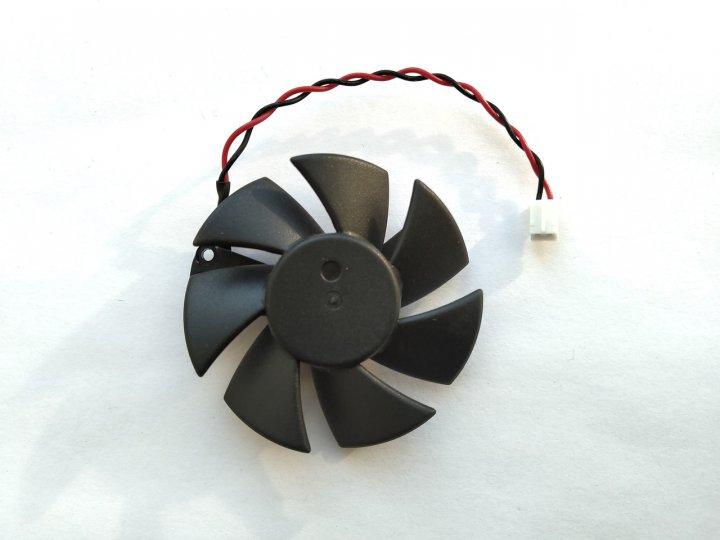 Вентилятор Zunshan для відеокарти Zotac DF0501012SEE2C (PLD05010S12H FD5010U12S) №173 - зображення 1