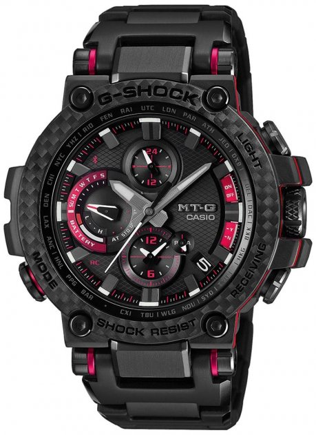 Годинник Casio MTG-B1000XBD-1AER - зображення 1