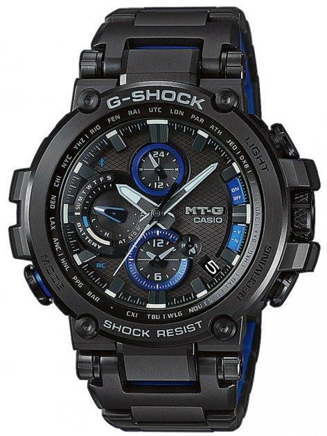 Годинник Casio MTG-B1000BD-1AER - зображення 1