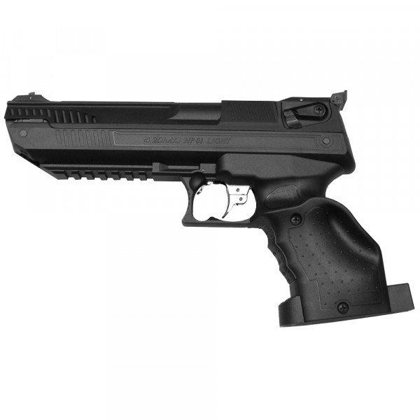 Пистолет пневматический Zoraki HP-01 Light. 36800027 - изображение 1
