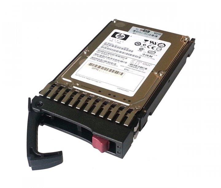 """Жорсткий диск HP 6ТБ 7200RPM 64МБ SATA 3.5"""" (847033-001) - зображення 1"""