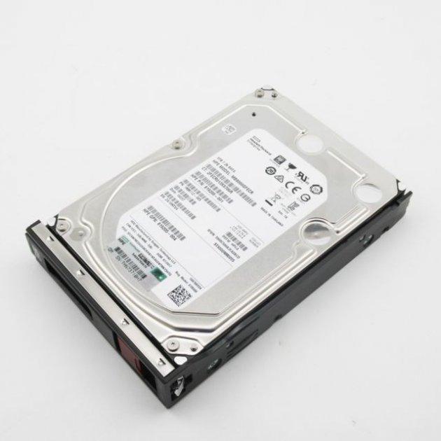 """Жесткий диск HP 8ТБ 7200RPM 128МБ SAS 3.5"""" G10 (819199-001) - изображение 1"""