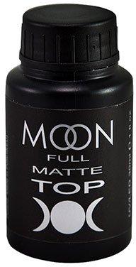 Матовий топ-гель Moon Full Top Matte 30 мл (5908254188169) - зображення 1