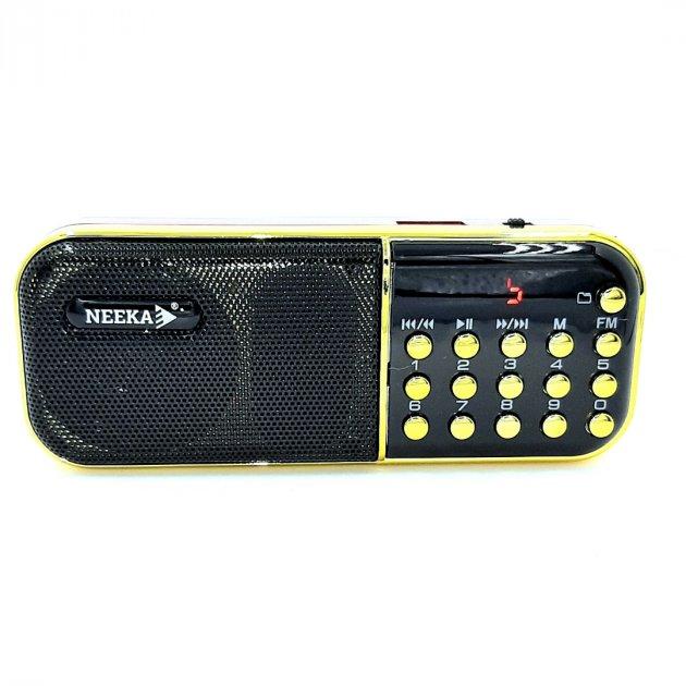 Цифровой радиоприёмник NEEKA NK-928 - изображение 1