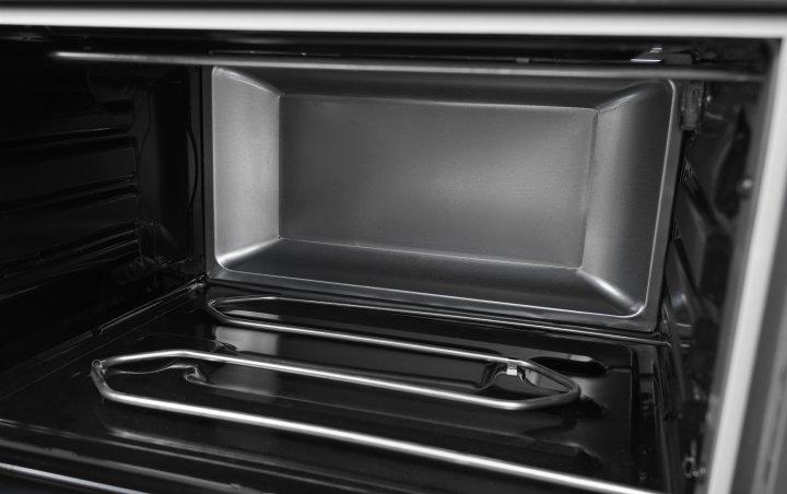 Электрическая печь MIRTA MO-0145DGDB Fusion House с двойным стеклом