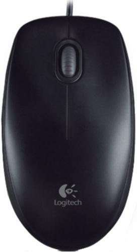Миша Logitech B100 USB (910-003357) - зображення 1