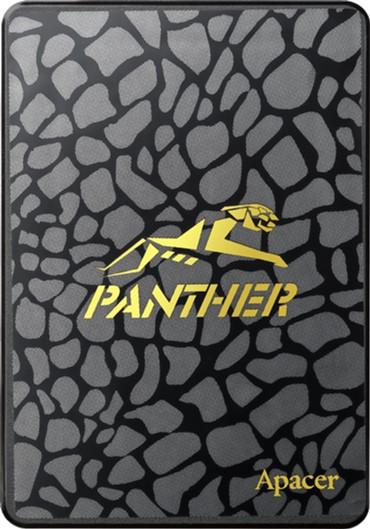 """Apacer AS340 Panther 240GB 2.5"""" SATAIII TLC BULK (AP240GAS340G) - изображение 1"""