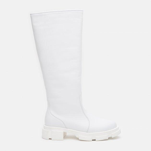 Сапоги Ashoes 49970800 36 23.5 см Белые (49970800_36)
