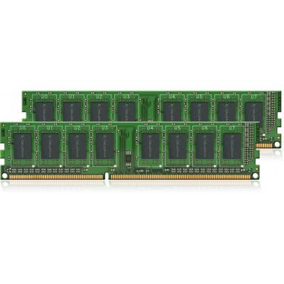 Модуль пам'яті для комп'ютера DDR3 8GB (2x4GB) 1600 MHz eXceleram (E30146A) - зображення 1