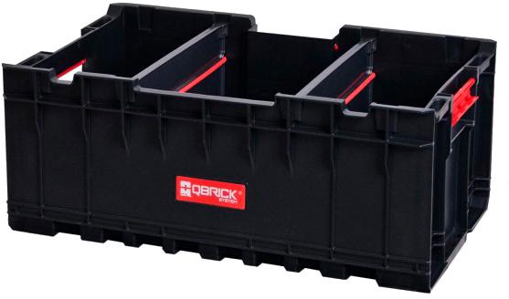 Ящик для инструментов Qbrick System One Boх Plus 535 х 295 х 222 мм (SKRQPBOXCZAPG002) - изображение 1