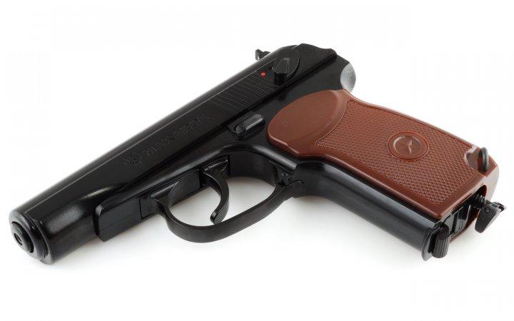 Пневматичний пістолет Umarex Makarov - зображення 1