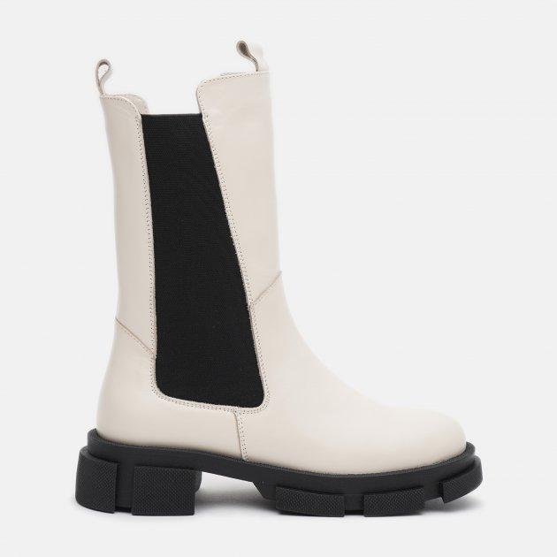 Ботинки Ashoes 49849400 37 24 см Бежевые