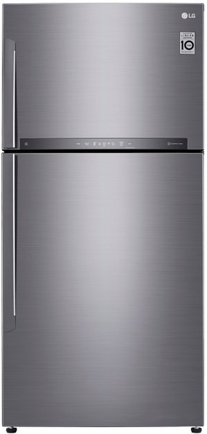 Двухкамерный холодильник LG GR-H802HMHZ - изображение 1