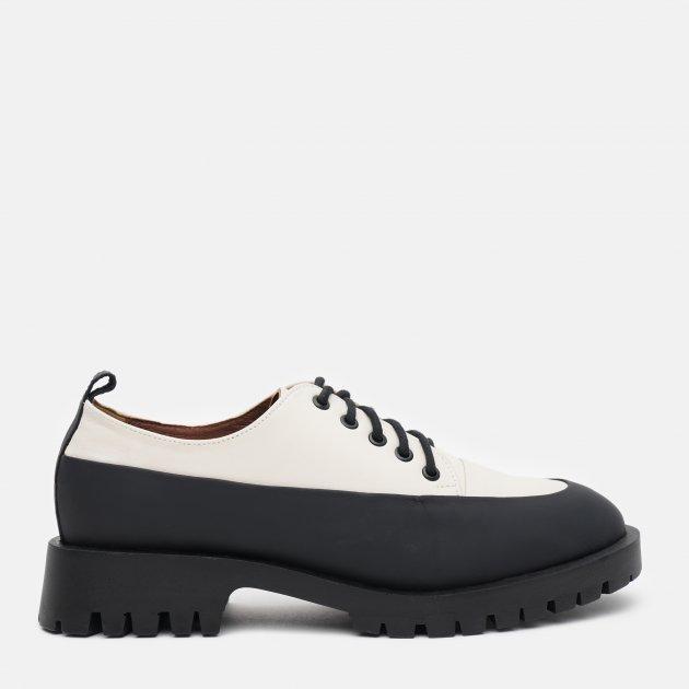 Туфли Ashoes 3635 ЧМ БМ 36 23.5 см Черный/Бежевый (ROZ6400191633)