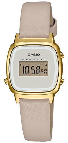Женские наручные часы Casio LA670WEFL-9EF - зображення 1