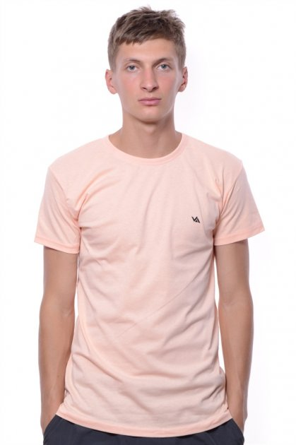 Мужская футболка VA Bk25201090a персиковый S - изображение 1