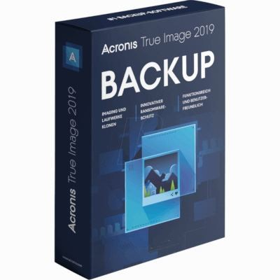 Acronis True Image Premium Subscription 1 Computer + 1 TB Acronis Cloud Storage - 1 year subscription - изображение 1