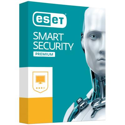Антивірус ESET Smart Security Premium для 1 ПК, ліцензія на 3year (53_1_3) - зображення 1