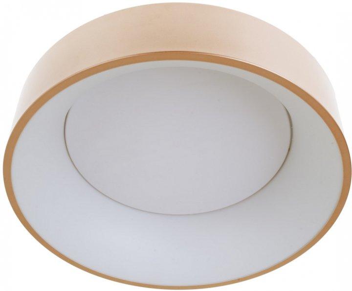 Світильник настінно-стельовий Brille WBL-28C/30Wx2 RG (23-846) - зображення 1