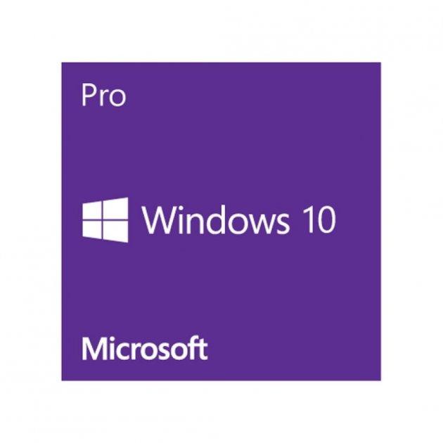 Операційна система Microsoft Windows 10 Professional x64 Ukrainian OEM (FQC-08978) - зображення 1