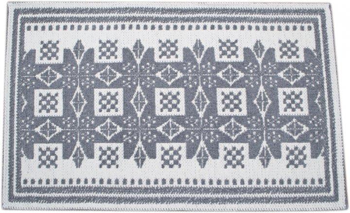 Коврик Irya Palmed gri 75х115 (svt-2000022238472) - изображение 1